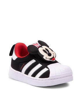 adidas adidas Обувки Superstar 360 I Q46305 Черен
