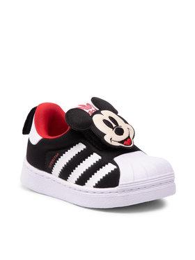 adidas adidas Παπούτσια Superstar 360 I Q46305 Μαύρο