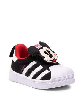 adidas adidas Topánky Superstar 360 I Q46305 Čierna