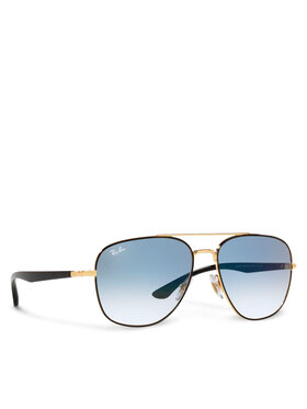 Ray-Ban Ray-Ban Okulary przeciwsłoneczne 0RB3683 90003F Czarny