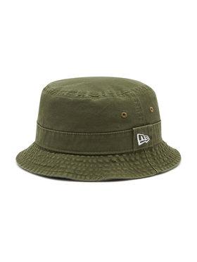 New Era New Era Klobouk bucket hat Essential 60112746 Zelená