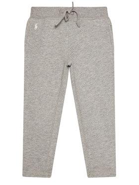 Polo Ralph Lauren Polo Ralph Lauren Spodnie dresowe Fleece Leggi 311698768004 Szary Regular Fit