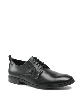 Clarks Clarks Κλειστά παπούτσια Stanford Lace 261612557 Μαύρο