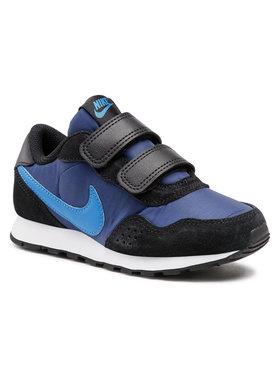 Nike Nike Boty Md Valiant (PSV) CN8559 412 Tmavomodrá