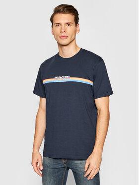 Rip Curl Rip Curl T-Shirt Surf Revival CTEUE9 Granatowy Standard Fit
