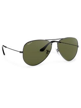 Ray-Ban Ray-Ban Okulary przeciwsłoneczne Aviator Large Metal 0RB3025 004/58 Srebrny