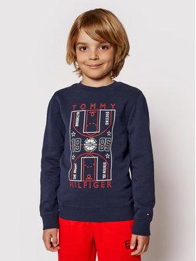 Tommy Hilfiger Tommy Hilfiger Sweatshirt Glow In The Dark KB0KB06346 D Dunkelblau Regular Fit