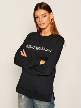 Emporio Armani Underwear Emporio Armani Underwear Mikina 164262 0A250 00020 Čierna Regular Fit