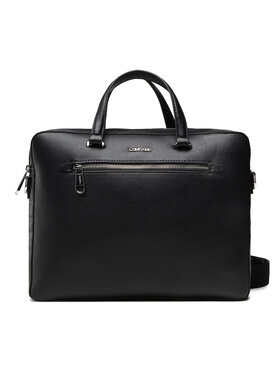 Calvin Klein Calvin Klein Brašna na notebook Minimalism Slim Laptop Bag K50K507330 Černá