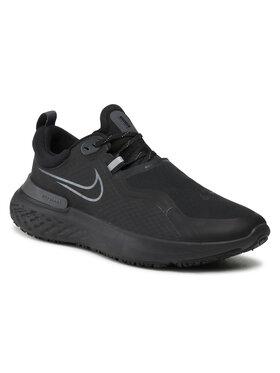 Nike Nike Boty React Miler Shield CQ7888 001 Černá