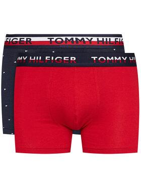 TOMMY HILFIGER TOMMY HILFIGER Комплект 2 чифта боксерки UM0UM01233 Тъмносин Regular Fit