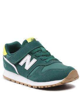 New Balance New Balance Sneakersy YV373WG2 Zielony