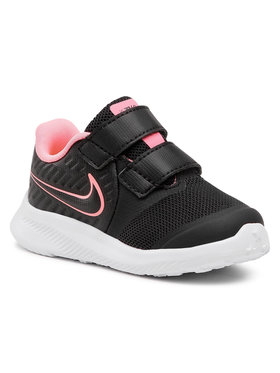 Nike Nike Sneakers Star Runner 2 (TDV) AT1803 002 Negru
