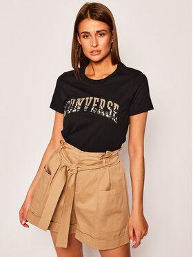 Converse Converse T-Shirt Twisted Varsity Pattern Classic 10018432-A01 Regular Fit