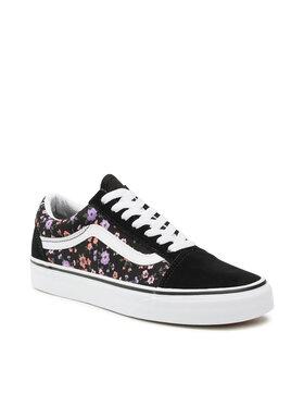 Vans Vans Sneakers aus Stoff Old Skool VN0A38G19HS1 Schwarz