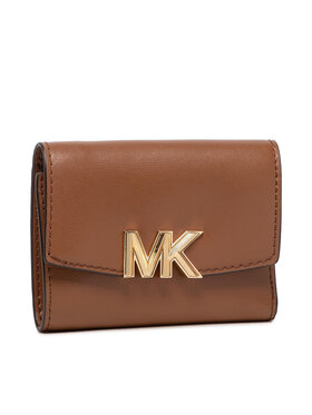 MICHAEL Michael Kors MICHAEL Michael Kors Portafoglio piccolo da donna Karlie 34F1GCDF8L Marrone
