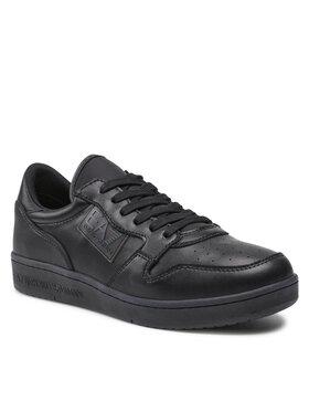 EA7 Emporio Armani EA7 Emporio Armani Sneakers X8X086 XK221 R926 Nero