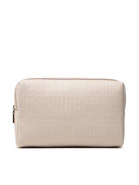 LOVE MOSCHINO LOVE MOSCHINO Kosmetyczka JC5322PP0DKG0110 Biały
