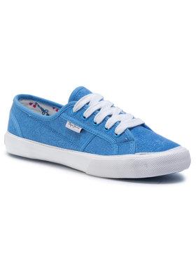 Pepe Jeans Pepe Jeans Tenisówki Baker Towel PGS30428 Niebieski