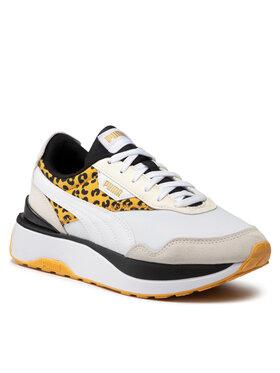 Puma Puma Sneakersy Cruise Rider Roar Jr 381858 01 Biały