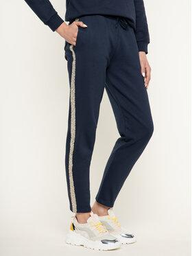 Trussardi Jeans Trussardi Jeans Melegítő alsó 56P00193 Sötétkék Regular Fit