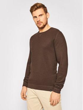 Digel Digel Sweater 1208002 Barna Modern Fit