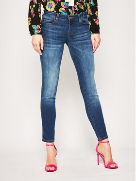 Guess Guess jeansy Skinny Fit Curve X W0GAJ2 D41F2 Blu scuro Skinny Fit