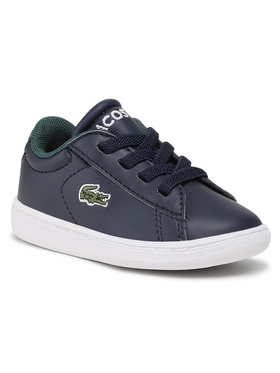 Lacoste Lacoste Sneakers Carnaby Evo 0721 1 Sui 7-41SUI0001092 Blu scuro