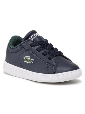 Lacoste Lacoste Sneakersy Carnaby Evo 0721 1 Sui 7-41SUI0001092 Tmavomodrá