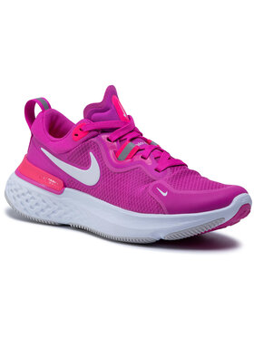 NIKE NIKE Cipő React Miler CW1778 601 Rózsaszín
