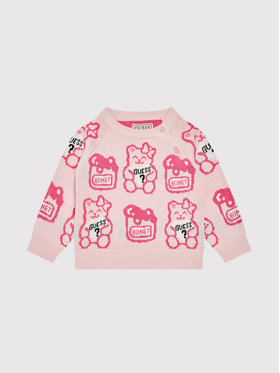 Guess Guess Pullover H1YT01 Z2S40 Rosa Regular Fit