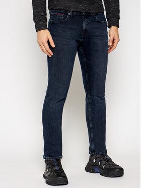 Tommy Jeans Tommy Jeans Slim Fit Jeans Scanton DM0DM09768 Dunkelblau Slim Fit