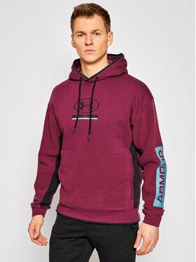 Under Armour Under Armour Sweatshirt Ua Pack 1357100 Violett Loose Fit