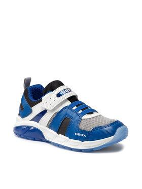 Geox Geox Sneakersy J Spaziale B. A J04CQA 014CE C0432 D Niebieski