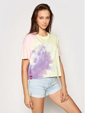 Alpha Industries Alpha Industries T-shirt Basic T Batik 116083 Multicolore Oversize
