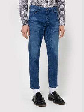 Hugo Hugo Jeans 634 50449225 Blau Tapered Fit
