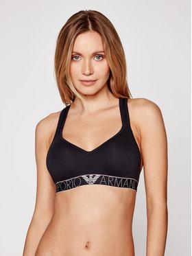 Emporio Armani Underwear Emporio Armani Underwear Podprsenkový top 163995 1P227 00020 Černá