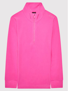 CMP CMP Fliso džemperis 3G28235 Rožinė Regular Fit