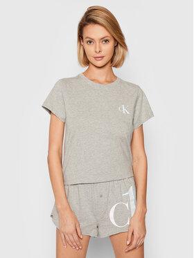 Calvin Klein Underwear Calvin Klein Underwear Піжама 000QS6443E Сірий