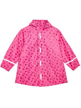 Playshoes Nepremokavá bunda 408531 D Ružová Regular Fit