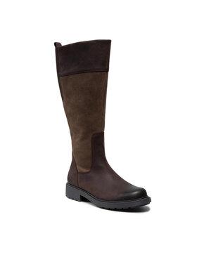 Clarks Clarks Μπότες Orinoco2 Hi 261516854 Καφέ