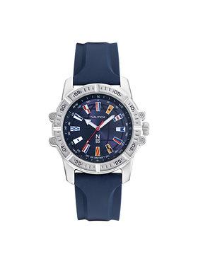 Nautica Nautica Laikrodis NAPGCS001 Tamsiai mėlyna