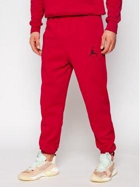Nike Nike Pantaloni da tuta Jumpman Air CK6694 Rosso Standard Fit