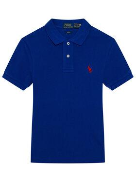 Polo Ralph Lauren Polo Ralph Lauren Pólóing 323547926024 Sötétkék Slim Fit