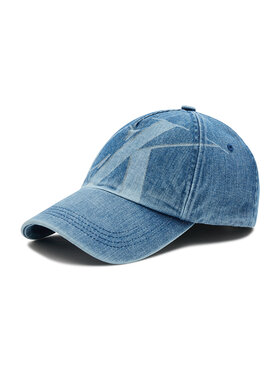Calvin Klein Jeans Calvin Klein Jeans Šiltovka Cap Denim K50K507056 Modrá