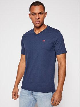 Levi's® Levi's® T-Shirt Original Housemark Tee 85641-0002 Granatowy Standard Fit