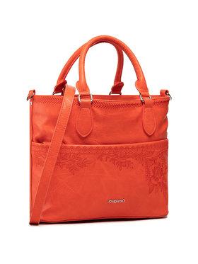 Desigual Desigual Τσάντα 21SAXP88 Κόκκινο