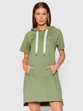 DKNY Sport DKNY Sport Ежедневна рокля DP1D4037 Зелен Regular Fit