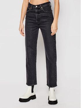 Levi's® Levi's® Jeans Ribcage Ankle 72693-0037 Schwarz Regular Fit