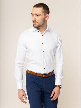Pierre Cardin Pierre Cardin Marškiniai 5731/000/26827 Balta Modern Fit